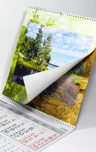 Оригинальный календарь Моно